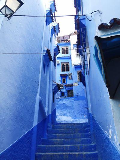 Blue style of life, Chefchauen, Morocco Morocco Chefchaouen Chefchaouen Medina Chefchauen Marocco Blue Blue Village Blue Street Blue Wall Blue Walls Maroccan Style Moroccan Architecture Moroccan Medina Medina