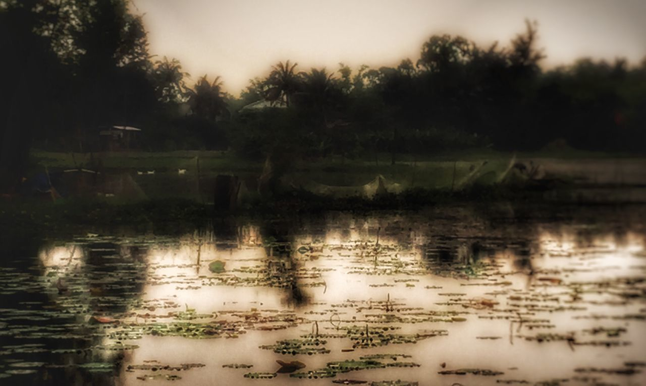 water, reflection, no people, lake, scenics, nature, tranquility, beauty in nature, tree, outdoors, tranquil scene, landscape, day, sky