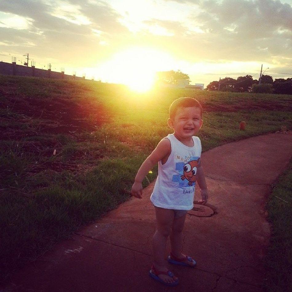De qualquer jeito, seu sorriso vai ser o nosso raio de sol ! :D