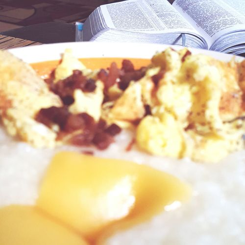 Spiritual food first. KeepOntheWatch JWcarpediem258