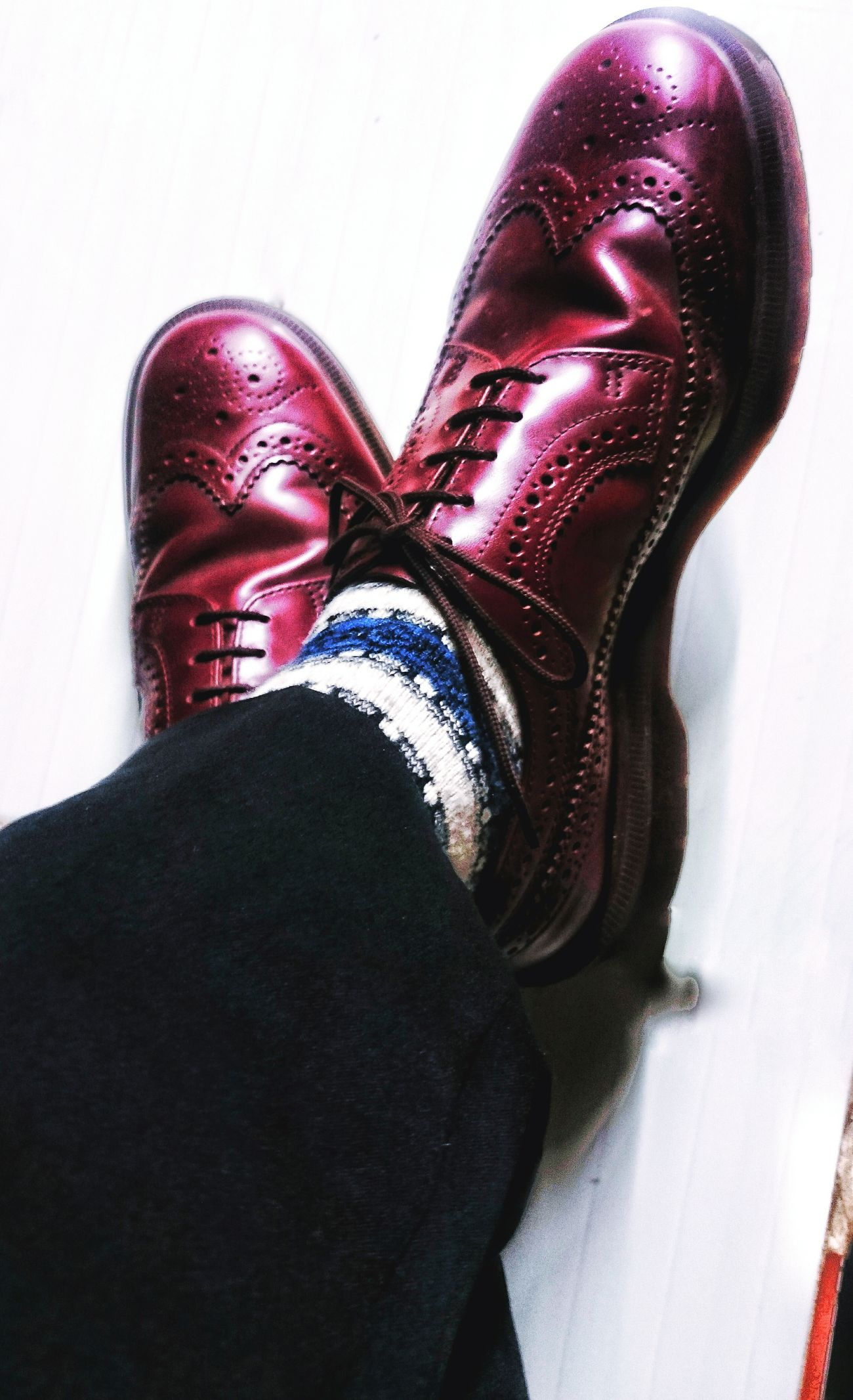 Random 05  3989 Brogue Shoes