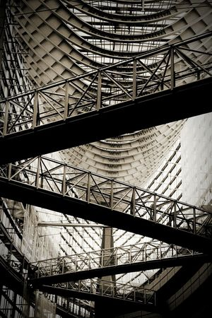 Japan Photography Arcitecture Architectural Detail Built Structure Building Geometric Shapes Urban Geometry Structural Steel