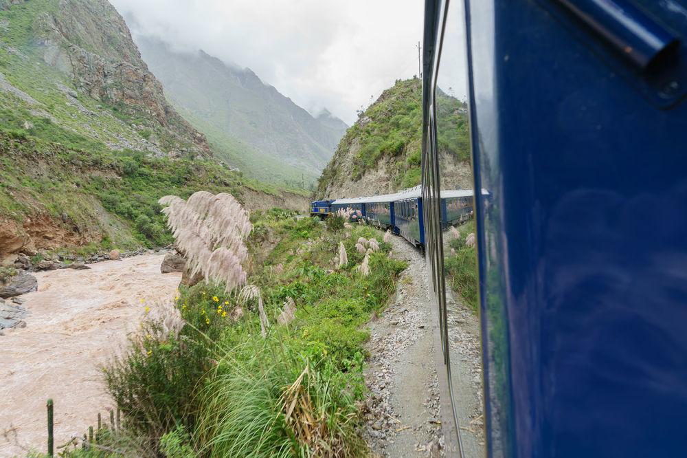 America Bingham Hiram Historical International Landmark Machu Picchu Peru South Train Traveling Landscapes With WhiteWall