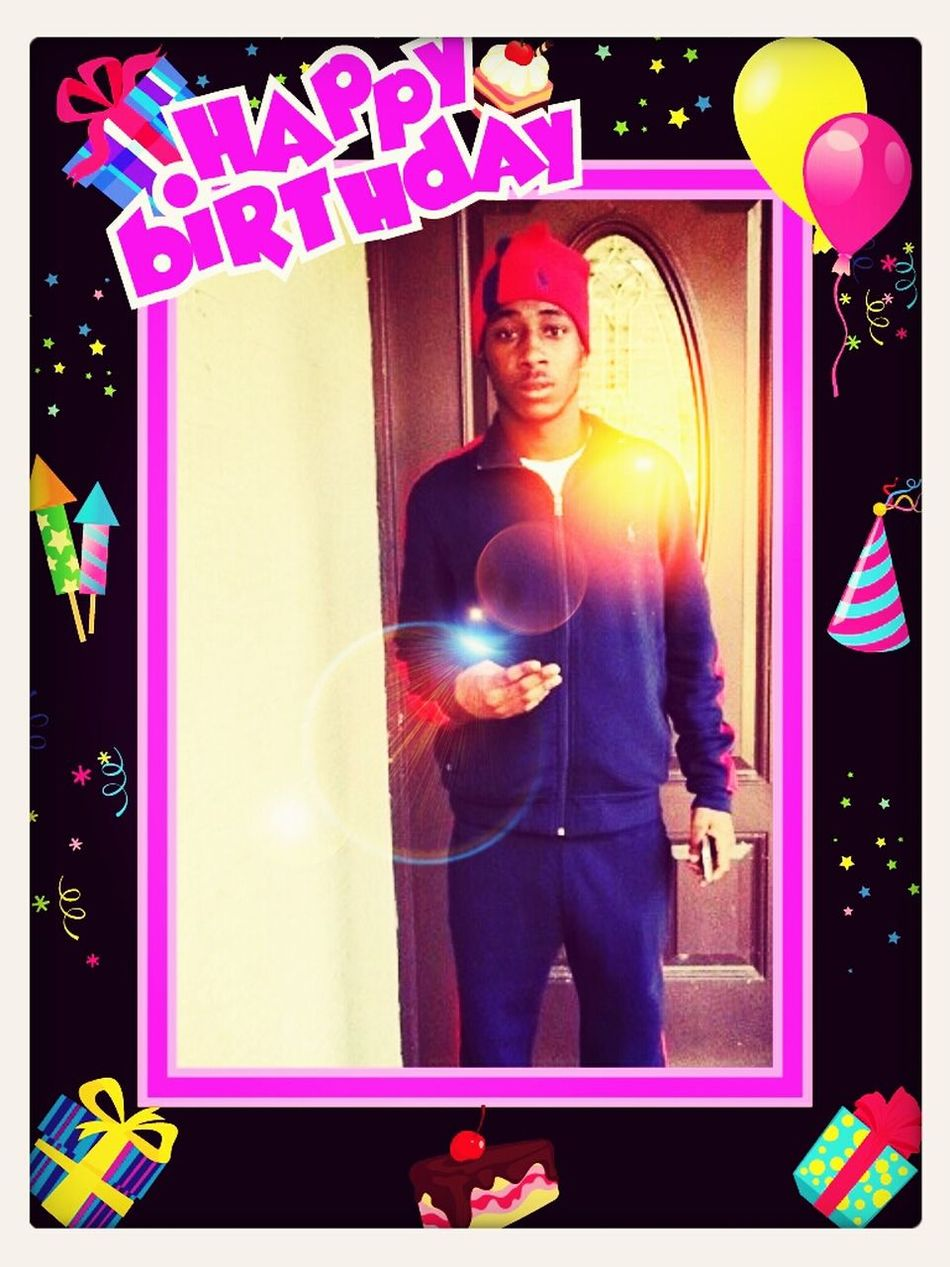 17 Years Old. My Son...I Love You..Happy Birthday