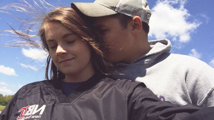 Life with you makes perfect since