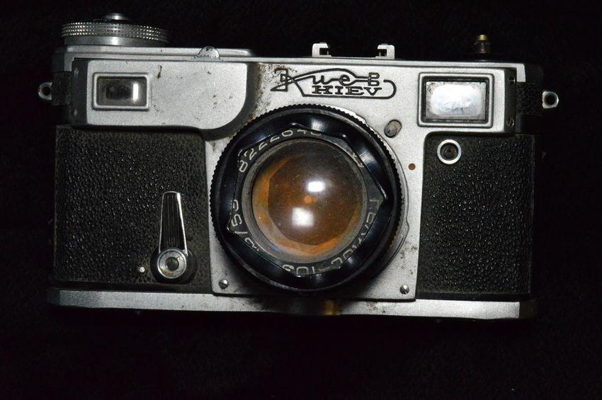 Lieblingsteil Kiev Retro Camera Old Camera Photo