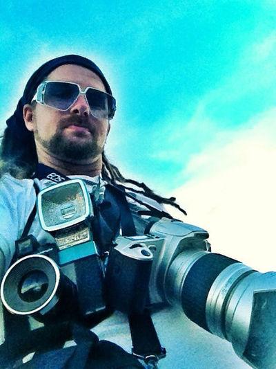 Self Portrait Camera Rockin Cazal's Taking Photos