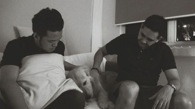 Friendship Potrait_photography EyeEm Gallery EyeEm Beginner Cozytime Hanging Out With Friends Dog Love Pet Love Truefriends Sony Alpha