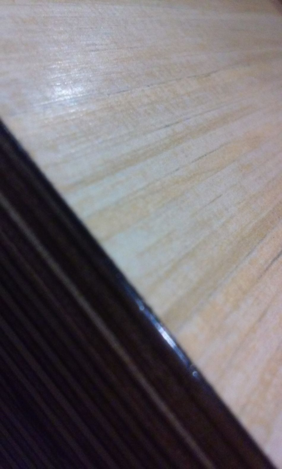 Woodgrain Experiments In Focus Table The Edge Of