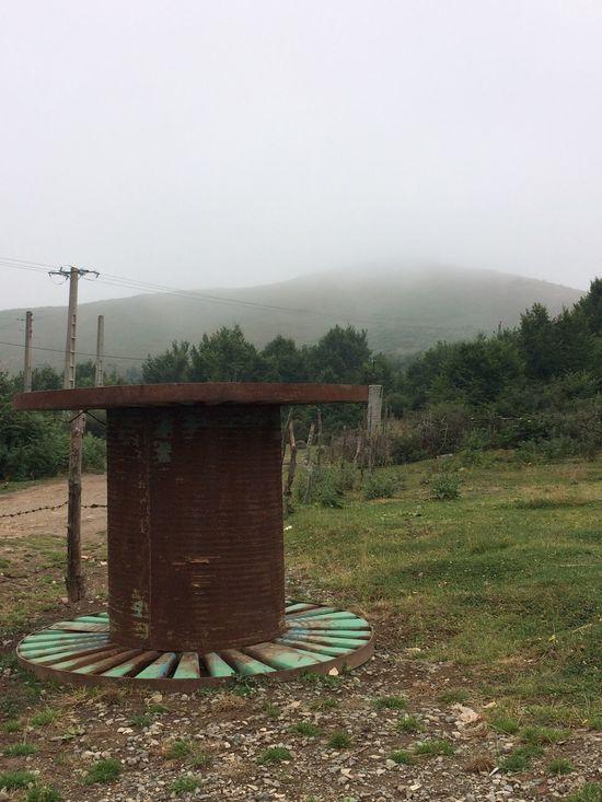 Industrial Environment Nature Iran Gilan Roller Green