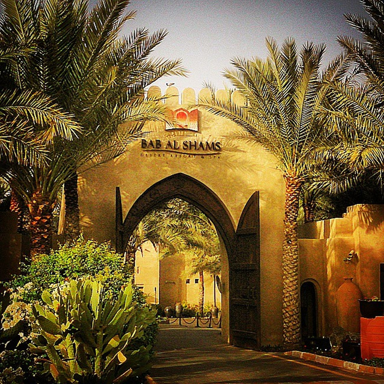 Bab al Shams - Desert Resort