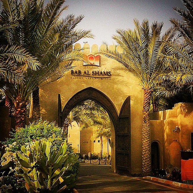 Bab al Shams - Desert Resort