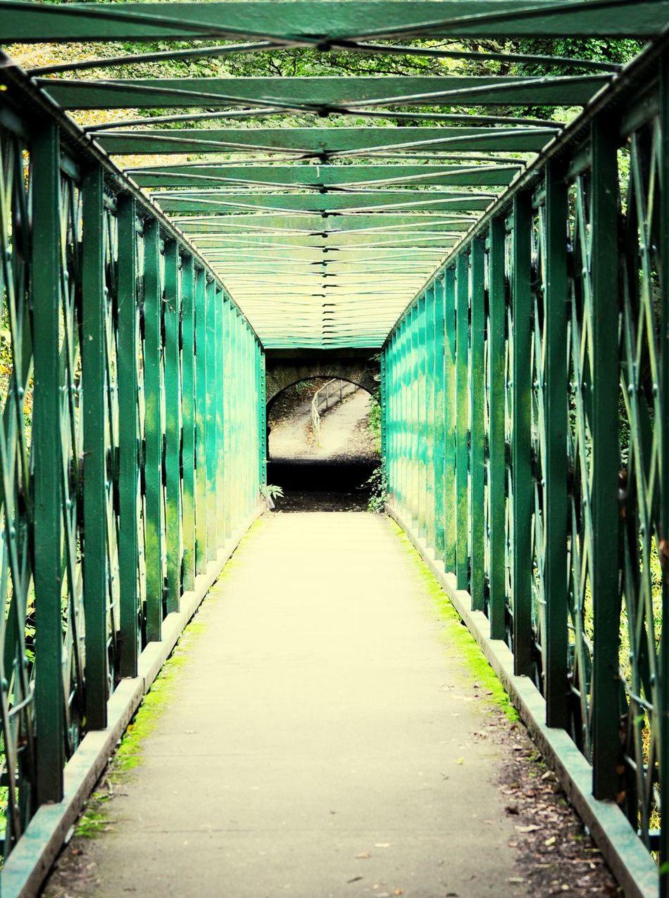Perspectives Matlockbath Shapegram Footbridge