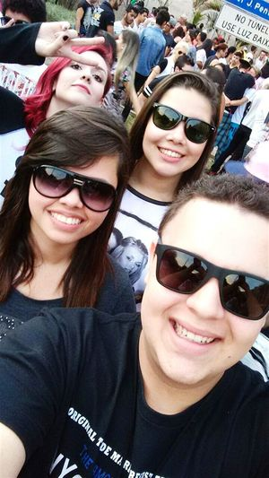Campinas Paradalgbt Prideparade NOH8 Friends Love Smile