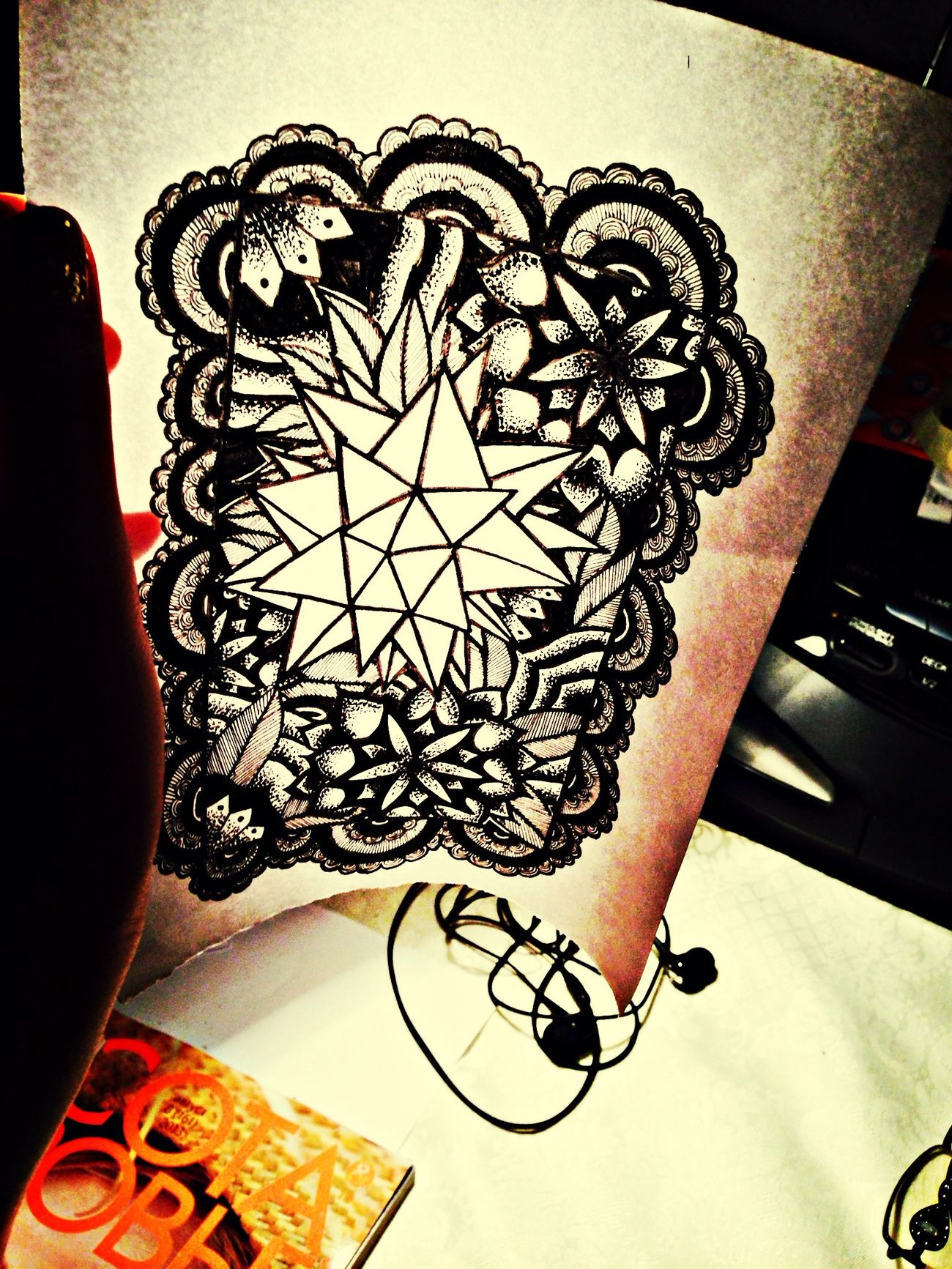 Drawing Tatoo Art Picture