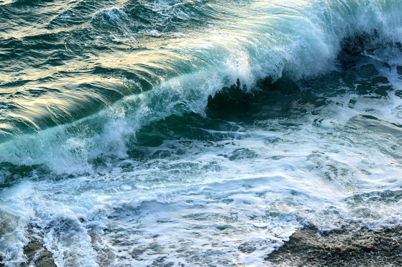 Water Nature Beach Ocean Waves Outdoors No People Beauty In Nature Crashing Waves  Laguna Beach