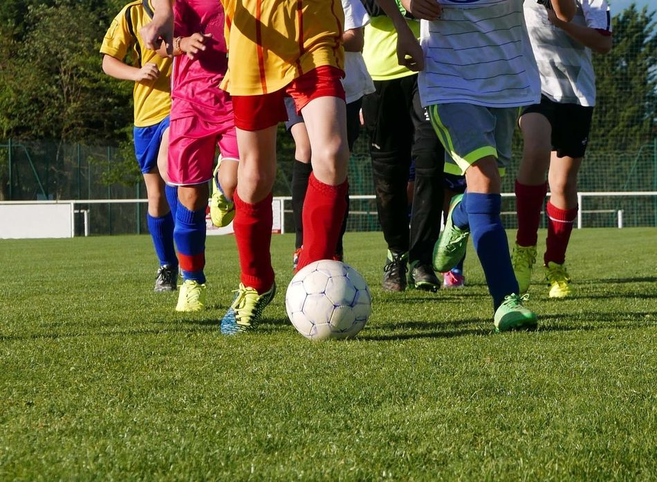 Beautiful stock photos of soccer balls, Ball, Competition, Competitive Sport, Day