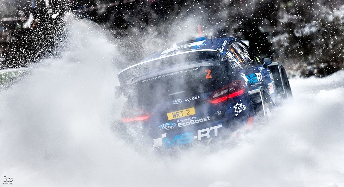 Transportation Car Close-up Technology Day Rally Driving Racecar Rallycar Motor Racing Track Turbo Motorsport Speed Of Motion Speed Sports Race Competition Wrc 2017 Wrc Rallysweden Ford Snow Winter Haos Chaos