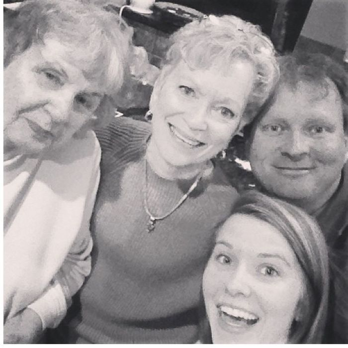 4 Generations Hacking My Moms Instagram Tonight