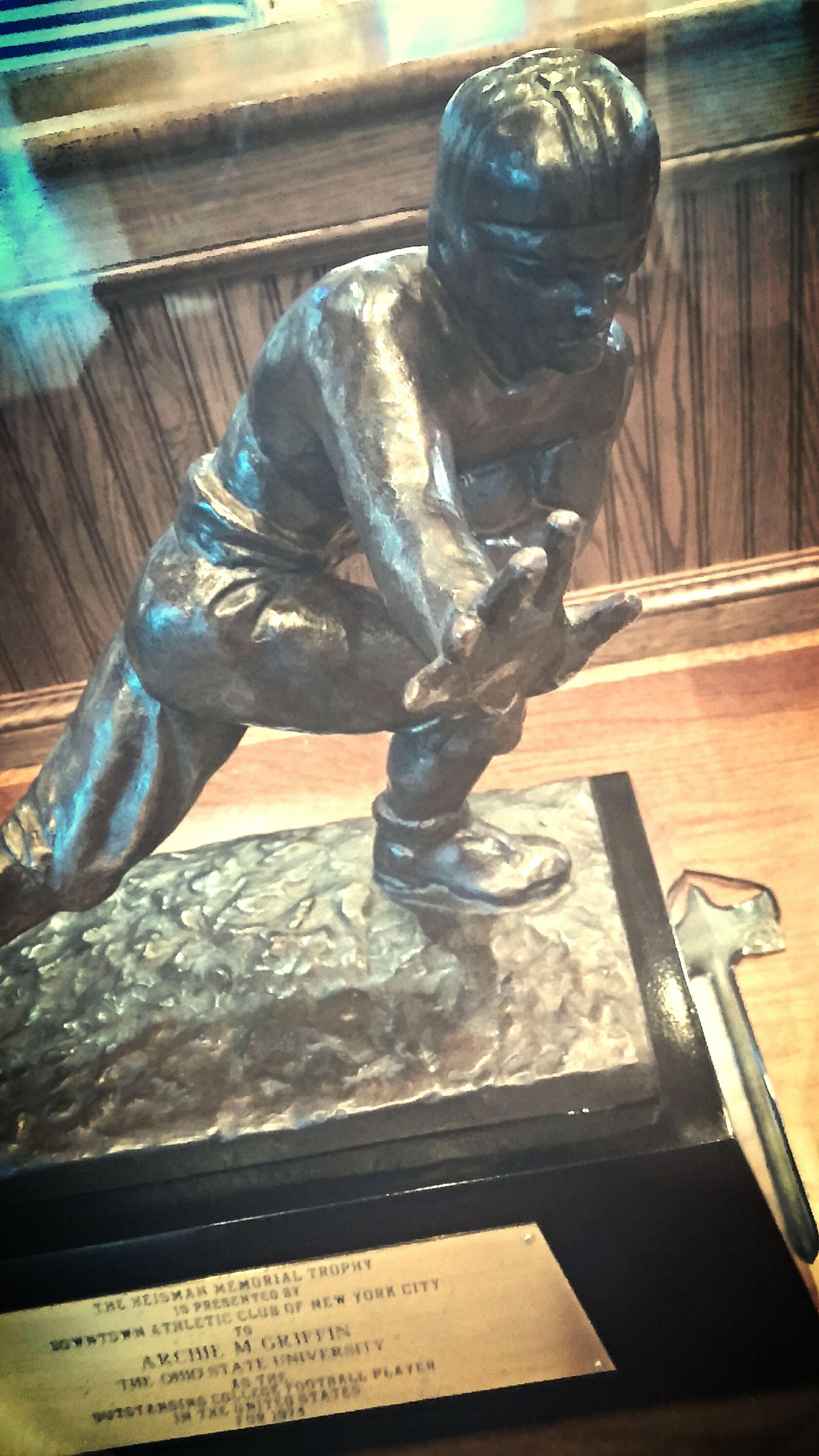 Heisman Trophy Buckeye Nation 1974 Ohio State