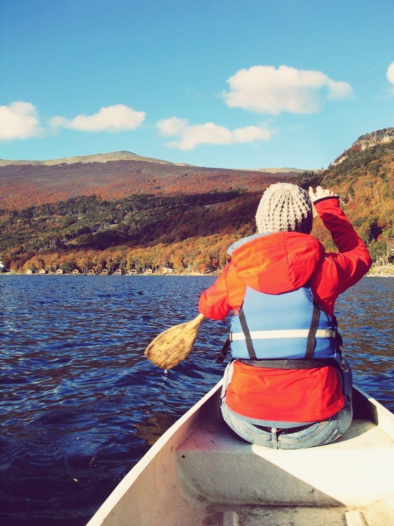 Ushuaïa Canoeing Outdoors Sports Peoplephotography Nature Neighborhood Map