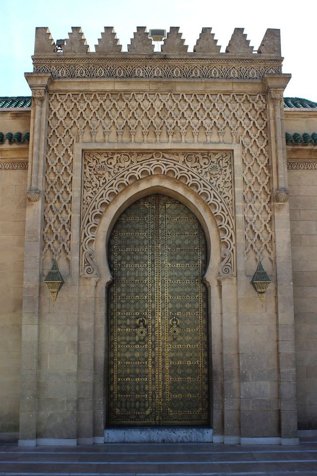 Arch Arches Architecture Building Exterior Built Structure Door Doors Entrance History Islamic Architecture Islamic Art Moroccan Architecture Morocco No People Ornate Outdoors Rabat Rabat Morocco Travel Destinations Travel Photography
