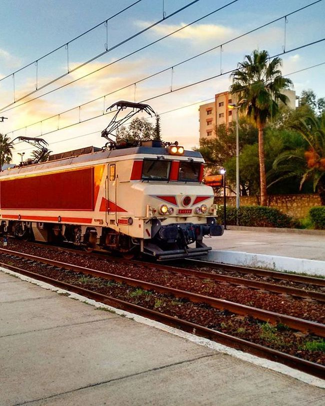 For more information, departures, times, prices. Visit http://www.oncf.ma/Pages/Horaires.aspx Moroccotraveltips Moroccotravels Morocco Traintravel