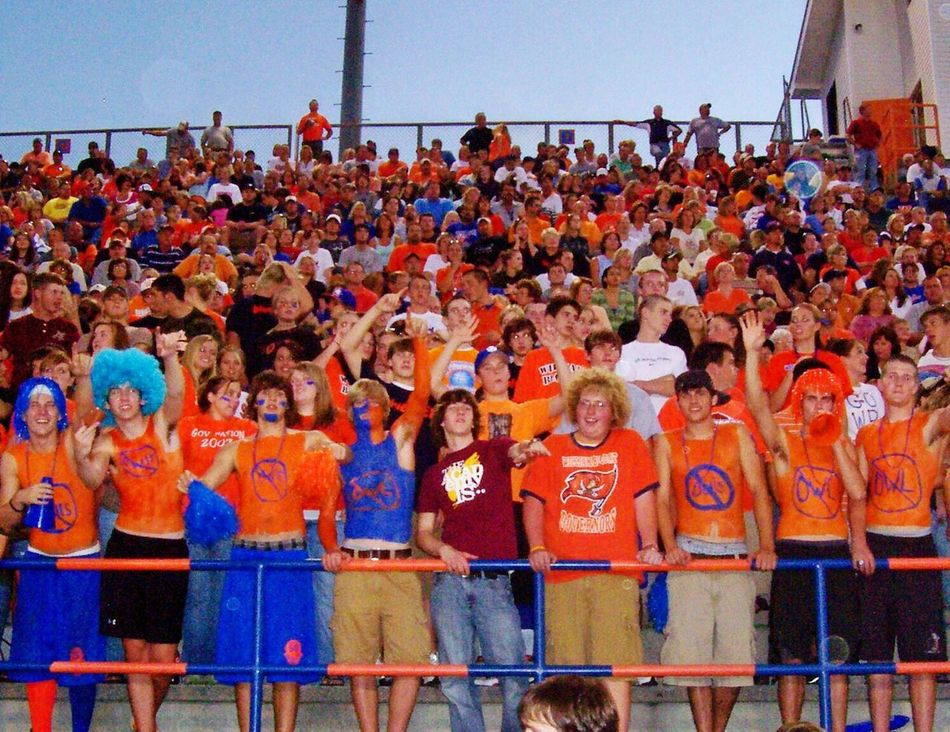 Collected Community Football Fans Community Spirit Spirit