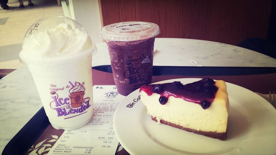 afternoon treats Frappuccino Ice Blended Eyeem Philippines CagayanDeOro