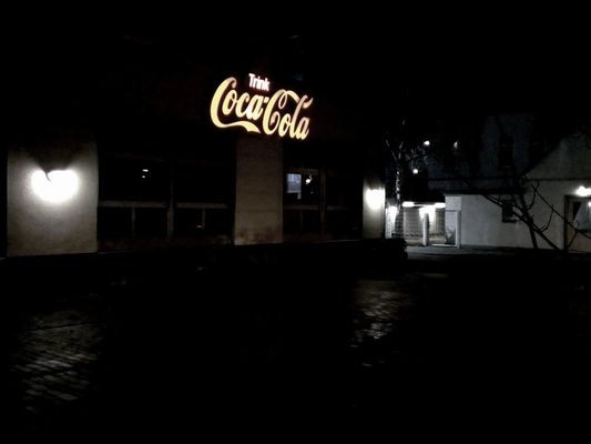 Coke? at Sebaldsbrück by fihu