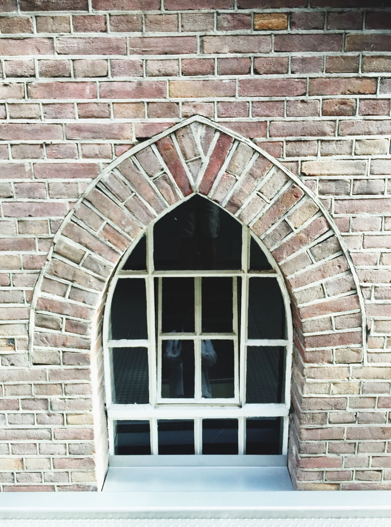 Brick Wall Architecture Built Structure Arch Building Exterior Window Brick Arched Day Outdoors Window Frame Entryway No People EE Love Connection! Taking Photos Eyemphotography Eyem Best Edits Light And Shadow Eye4photography  EyeEm Best Shots Outside Photography Architectural Detail Architecture