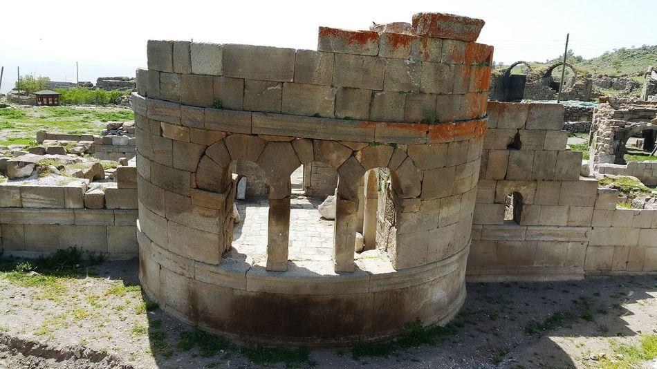 Değle ören Yeri Ancient City Ancient Church Ancient Ruins Ruins