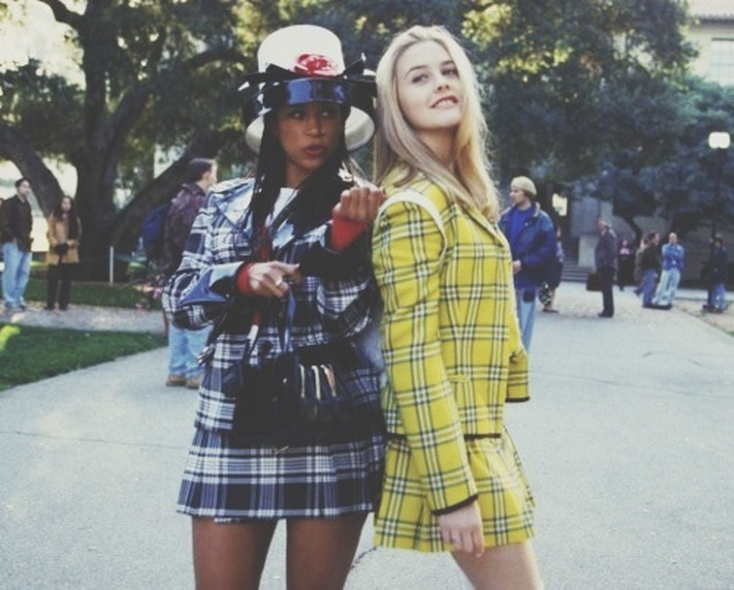 RePicture Style my Fashion Role Models Cher and Dionne Clueless