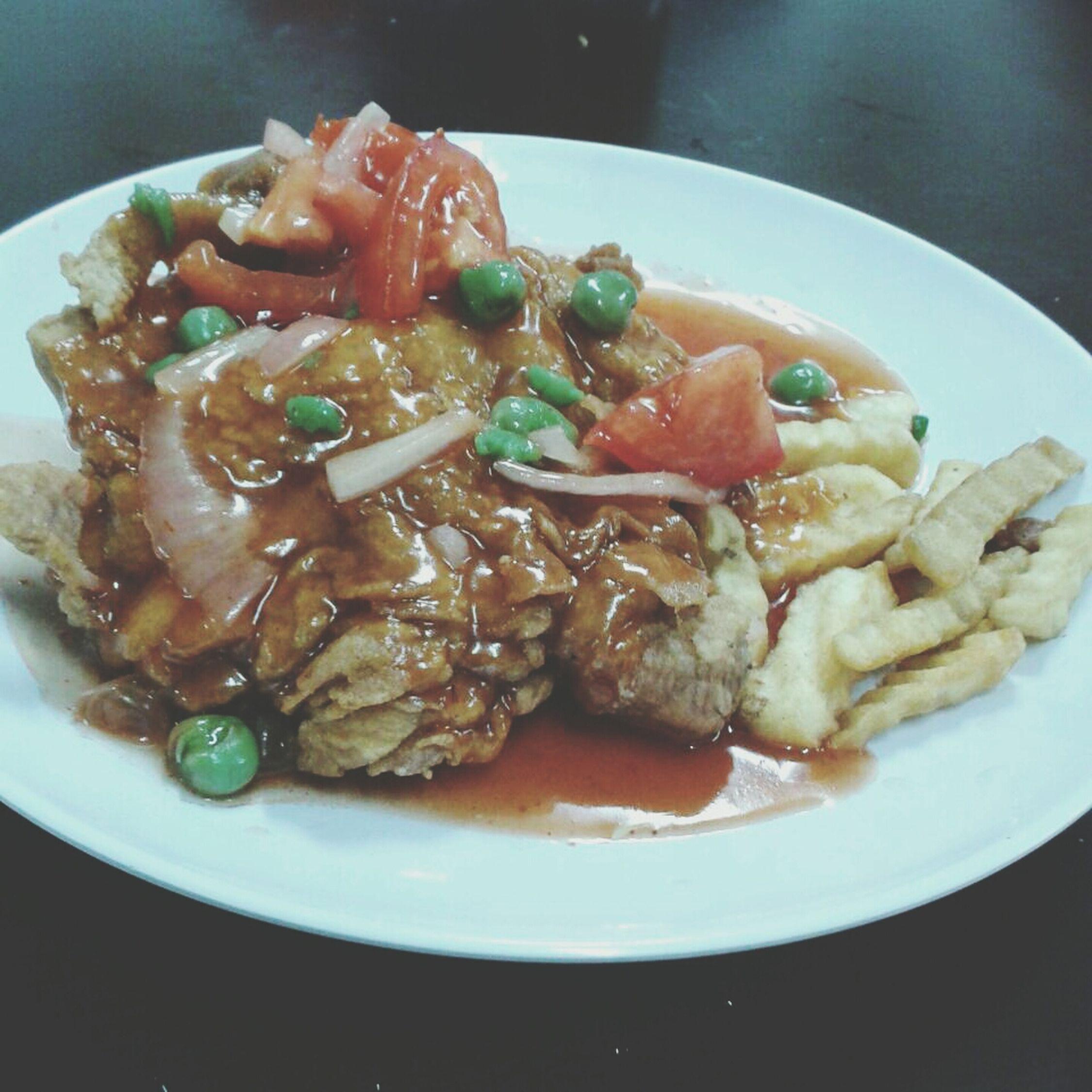 chicken chop chinese style..