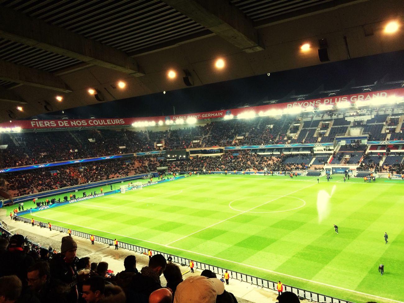 Fiers de nos couleurs ! Paris PSG  Paris Saint Germain