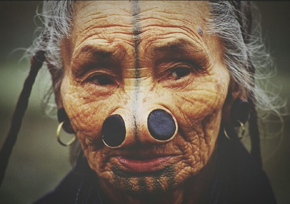 Community Beauty Facial Expression Telling Stories With Pictures Telling Secrets Old Woman Staring At Nature First Eyeem Photo