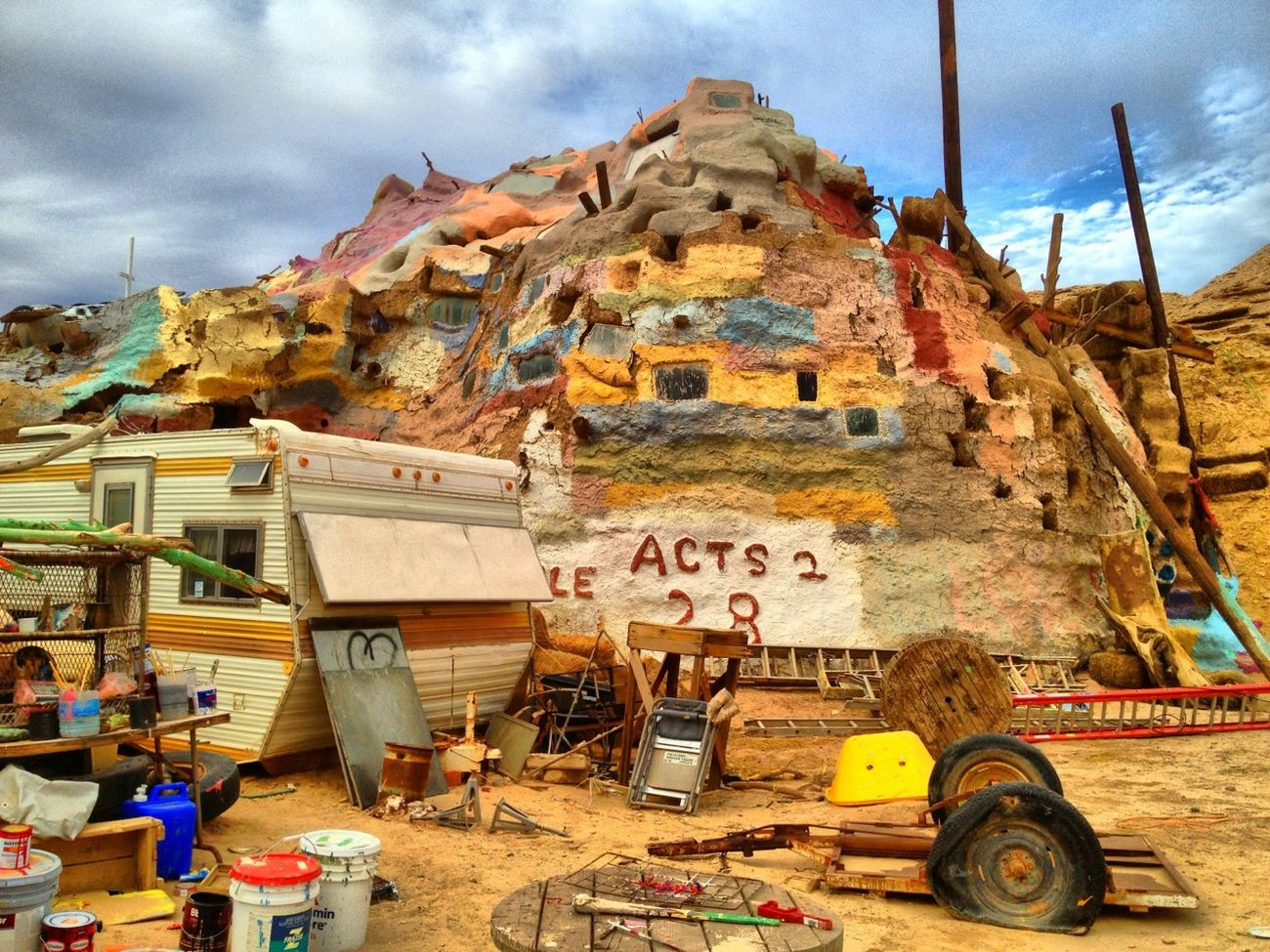 Salvation Mountain AMPt_community Combo Apps Imperial County