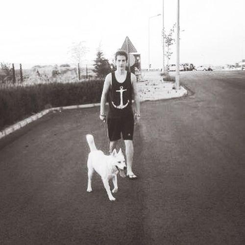My girl & me Dog VSCO