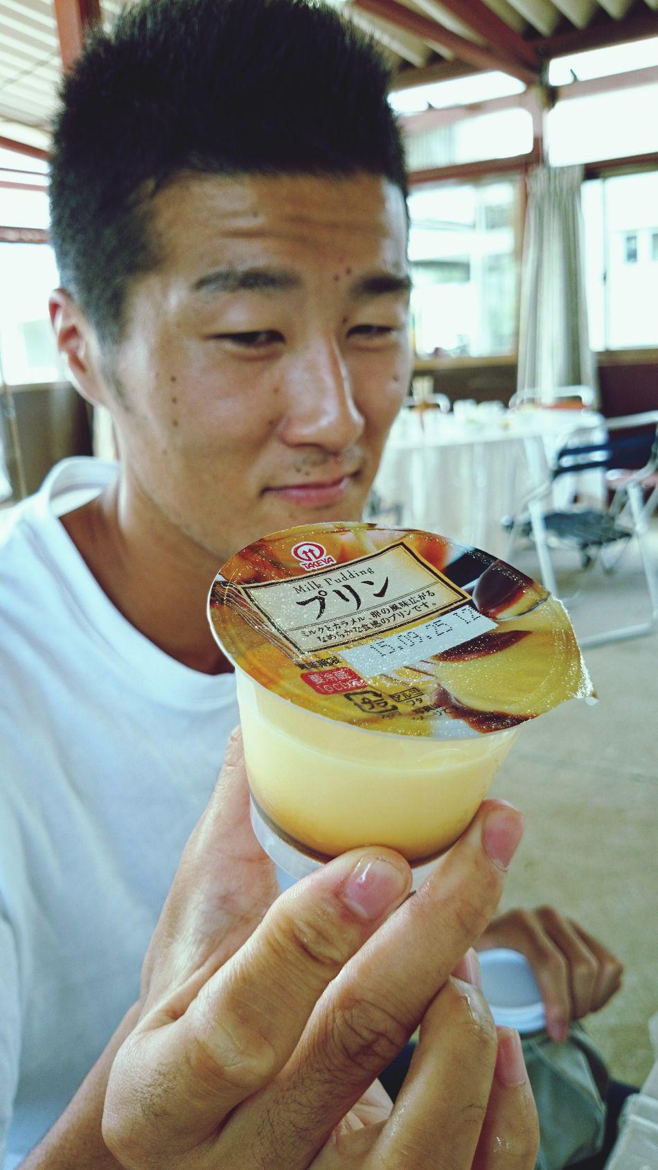 プリン食いてー プリン Eat Enjoying Life Relaxing First Eyeem Photo Hello World Coffee