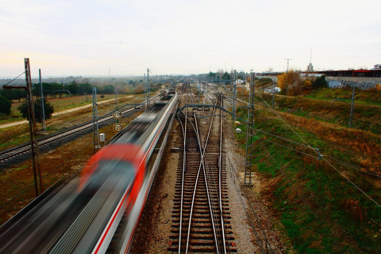 Transportation Trenes Viasdetren Viasferreas No People Movement EyeEmNewHere