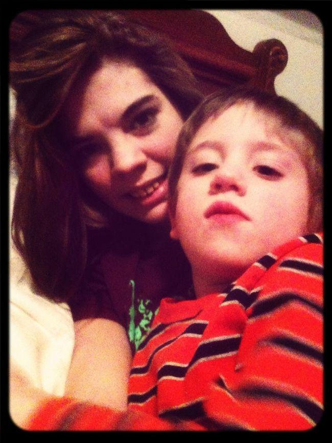 Caleb & I :)
