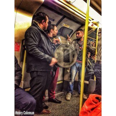 """We're gonna play to one song and one song only"" Lovelondon London London_only Londonpop London_only_members Igerslondon Ig_london Ig_england Ig_europe Global_shotz Timeoutlondon Allshots_ Aauk Special_shots Guesstination Uk_potd Streetshot_london Londonunderground TransportForLondon Undergroundmusic LiveMusic"