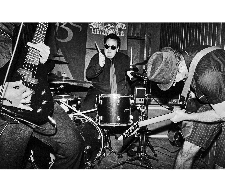 Banda Alkaisers no RockU / Underground Rock'n'Roll Blackandwhite Saopaulo Ruaaugusta SpadesCafe OpenEdit EyeEm Best Shots