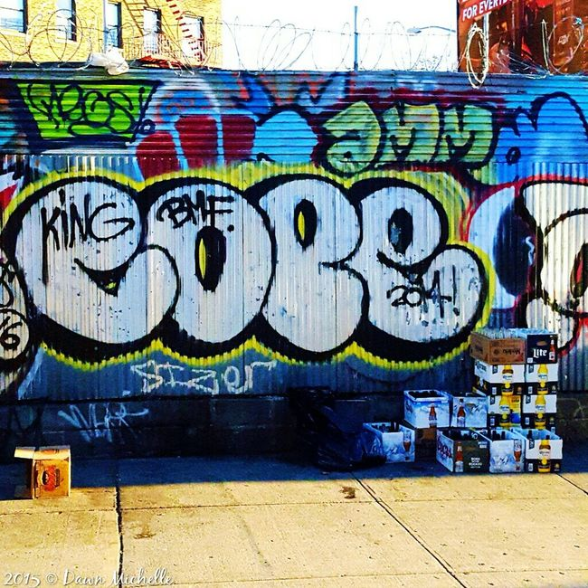 Cope & Coronas 😀 😚 Taking Photos Check This Out Streetart Color Streetart Graffiti Graffiti Wall Graff Bronx New York  Theboogiedown Bronx Urbanphotography Urbanexploration TrueLegend