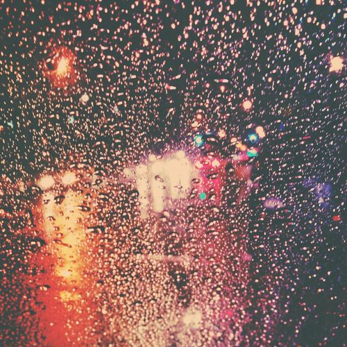 Not so bad out. Brooklyn Rain Vscocam Night Lights