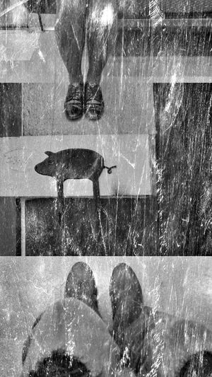 F day. Taking Photos Just Playing Around Street Photography Streetphotography Double Exposure Black & White Blackandwhite Black And White Black And White Photography Train Footselfie Shoeselfie Monochrome Travel Showcase: January