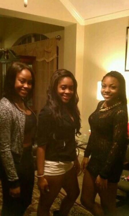 the girls !! #tayla #me #Whitney
