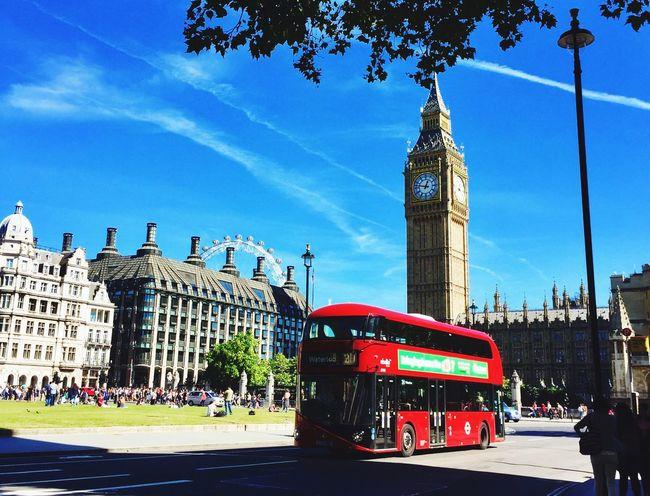 City London Big Ben