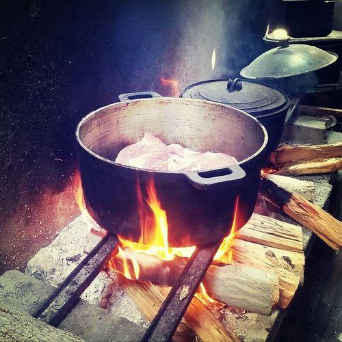 Reunion Island Food Feu Bois <3