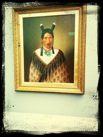 Gottfried Lindauer Exhibition Maori Art Sunday